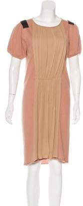 By Malene Birger Wool-Blend Midi Dress