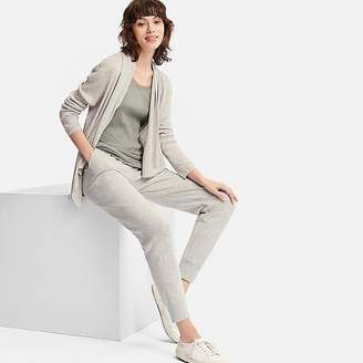 Uniqlo Women's Ultra Stretch Lounge Ribbed Pants
