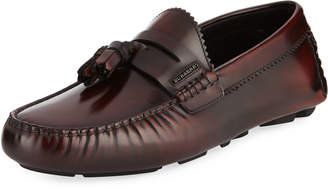 Burberry Men's Antiqued Penny Loafers