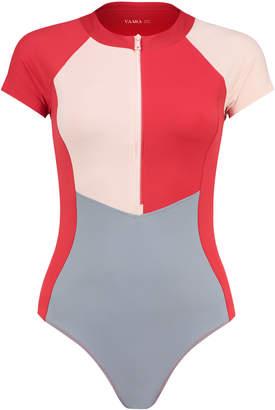 Vaara Alma Short Sleeve Swimsuit