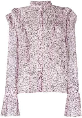 Zadig & Voltaire Zadig&Voltaire Tweed blouse