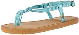O'Neill Women's Fw Braided Ditsy Ankle Green Size: