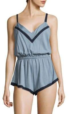 Cosabella Sleep Teddy Romper