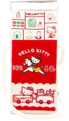Olympia Le-Tan Hello Kitty Milk Box Bag