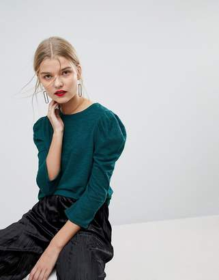 MANGO Full Shoulder Knit