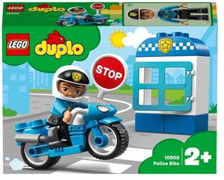 Lego Boys DUPLO Police Bike Toys For Toddlers 10900