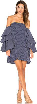 FAITHFULL THE BRAND Phi Phi Dress in Navy $154 thestylecure.com