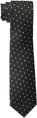Theory Men's Roadster Pola dot Print Tie