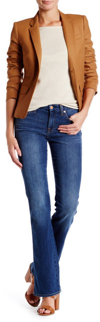 7 For All Mankind 7 For All Mankind Karah Bootcut Jean