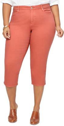 NYDJ Capri Skinny Jeans