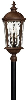 Hinkley Lighting Windsor Outdoor Lantern Head Hinkley Lighting