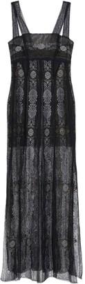 BCBGMAXAZRIA Long dresses - Item 34850692OU