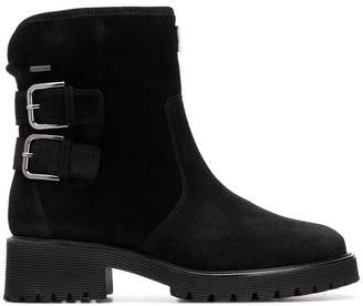 Högl buckled ankle boots