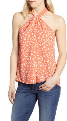 Gibson x International Women's Day Chelsea Halter Neck Date Top