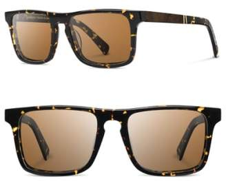 Shwood 'Govy 2' 52mm Polarized Sunglasses