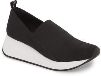 Donald J Pliner Piper Platform Slip-On Sneaker