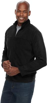 Croft & Barrow Men's Arctic Fleece Classic-Fit Easy-Care Full-Zip Jacket