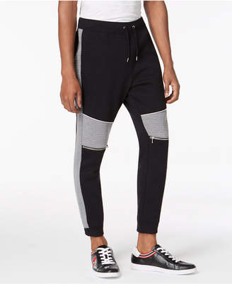 INC International Concepts I.n.c. Men's Quilted Track Pants