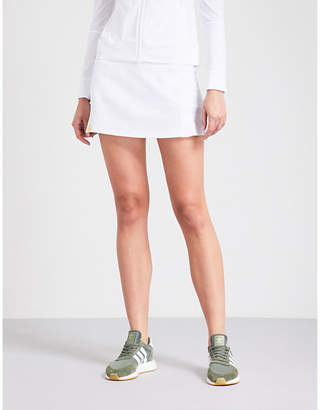 Monreal London Player shorts-lined stretch-jersey skirt