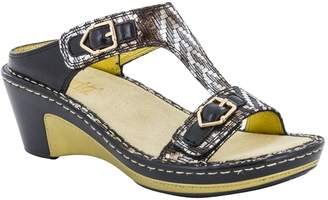 Alegria Women's Lara Wedge Sandal