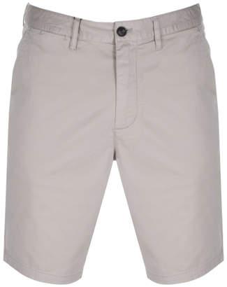 Giorgio Armani Emporio Slim Fit Chino Shorts Beige