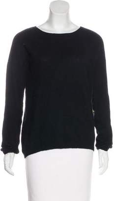 Zadig & Voltaire Cashmere Long Sleeve Sweater