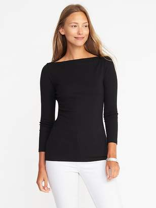 Classic Semi-Fitted Tee for Women $19.99 thestylecure.com