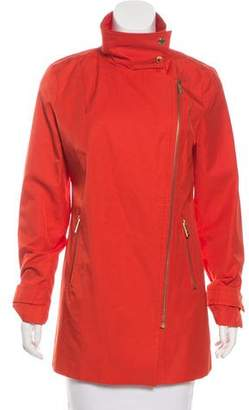 MICHAEL Michael Kors Casual Zip-Up Jacket