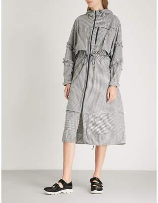 3.1 Phillip Lim Gingham shell parka jacket