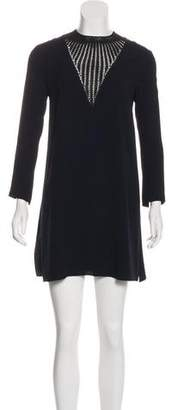 A.L.C. Crepe Shift Dress