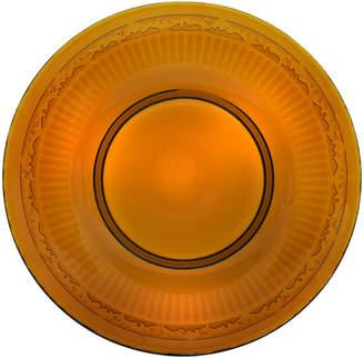 Mikasa Amber Glass Salad Plate