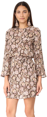 Zimmermann Bowerbird Flare Dress $495 thestylecure.com