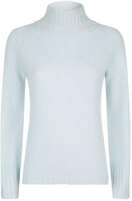 Vince Wide Sleeve Turtleneck Sweater