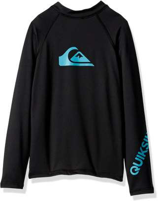 Quiksilver Big Boys' All Time Long Sleeve