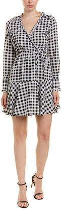Harper Rose Checked A-Line Dress