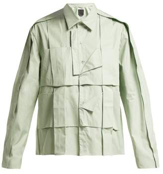 Craig Green Utility Cotton Shirt - Womens - V626