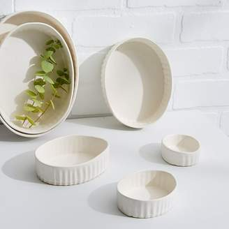 west elm Judy Jackson Stoneware Ramekins (Set of 6)