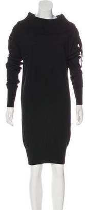 Valentino Knit Sweater Dress