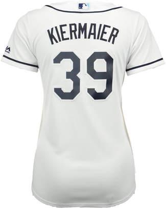 Majestic Women's Kevin Kiermaier Tampa Bay Rays Cool Base Player Replica Jersey