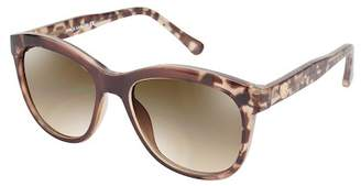 Vince Camuto Square Acetate Frame Sunglasses