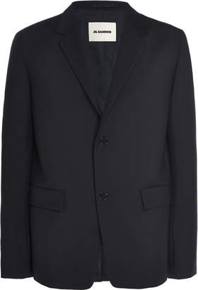 Jil Sander Essential Suit Jacket Size: 46