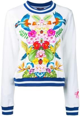 Manish Arora tropical print sweatshirt