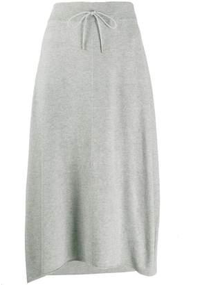 Fabiana Filippi knitted a-line skirt