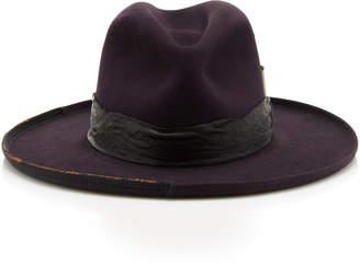 Nick Fouquet Cactus Storm Beaver Felt Hat