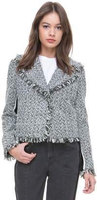 Juicy Couture Hudson Tweed Jacket