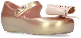Mini Melissa Ultra-Girl Fairy Bow Jelly Shoes