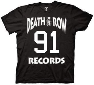 Music Death Row Men's Graphic T-shirt