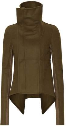 Rick Owens Naska wool-blend jacket