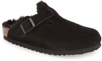506eddaf359 Free Shipping   Free Returns at Nordstrom · Birkenstock  Boston  Genuine Shearling  Lined Clog