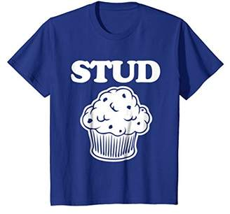 Stud Muffin T-Shirt funny saying sarcastic novelty cute cool